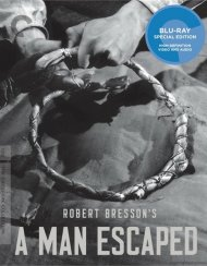Man Escaped, A: The Criterion Collection