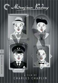 Monsieur Verdoux: The Criterion Collection