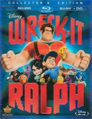 Wreck-It Ralph (Blu-ray + DVD Combo)