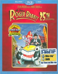 Who Framed Roger Rabbit: 25th Anniversary Edition (Blu-ray + DVD Combo)