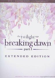 Twilight Saga, The: Breaking Dawn - Part 1 - Extended Edition (DVD + Digital Copy + UltraViolet)