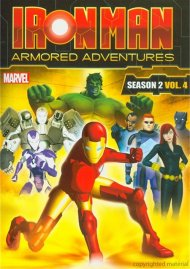 Iron Man: Armored Adventures - Season 2 Volume 4