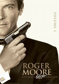 Roger Moore: 007 Ultimate Edition - Volume One