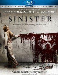 Sinister (Blu-ray + Digital Copy + UltraViolet)