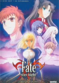 Fate / Stay Night: TV - The Complete Collection