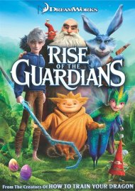 Rise Of The Guardians (DVD + 2 Hopping Toy Eggs)