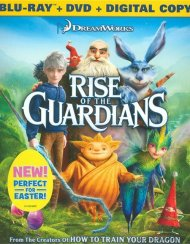 Rise Of The Guardians (Blu-ray + DVD + Digital Copy + UltraViolet + 2 Hopping Toy Eggs)