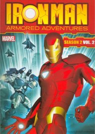 Iron Man: Armored Adventures - Season 2 Volume 2