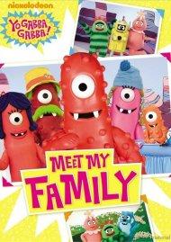 Yo Gabba Gabba: Meet My Family (Repackage)