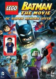 LEGO Batman: The Movie - DC Superheroes Unite (w/figurine)