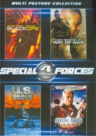 4 Film Pack: Special F-rces