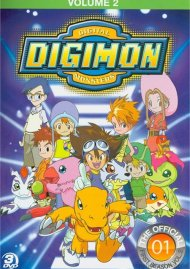 Digimon Adventure: Volume Two