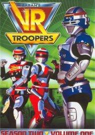 V.R. Troopers: Season Two - Volume One