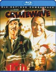 Crimewave (Blu-ray + DVD Combo)