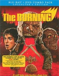 Burning, The: Collectors Edition (Blu-ray + DVD Combo)