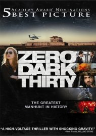 Zero Dark Thirty (DVD + UltraViolet)