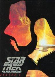 Star Trek: The Next Generation - Season 4 (Repackage)