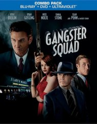 Gangster Squad (Blu-ray + DVD + Digital Copy + UltraViolet)
