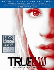 True Blood: The Complete Fifth Season (Blu-ray + DVD + Digital Copy)