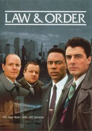 Law & Order: The First Year (Repackage)