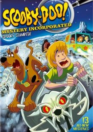Scooby-Doo!: Mystery Incorporated: Season 2 Part 2 - Spooky Stampede