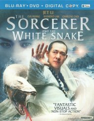 Sorcerer And The White Snake, The (Blu-ray + DVD + Digital Copy)