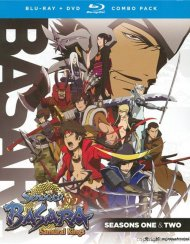 Sengoku Basara: The Complete Series (Blu-ray + DVD Combo)