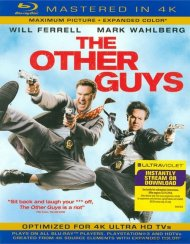 Other Guys, The (Blu-ray + UltraViolet)