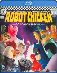 Robot Chicken: DC Comics Special (Blu-ray + UltraViolet)