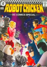 Robot Chicken: DC Comics Special