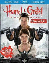 Hansel And Gretel: Witch Hunters (Blu-ray + DVD + Digital Copy + UltraViolet)