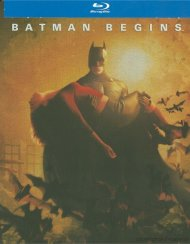 Batman Begins (Steelbook)