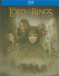 Lord Of The Rings, The: The Fellowship Of The Ring (Steelbook)