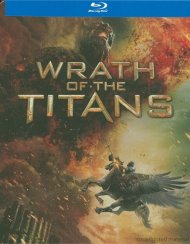 Wrath Of The Titans (Steelbook)