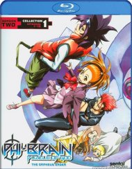 Phi-Brain: Puzzle Of God - Season Two Collection One