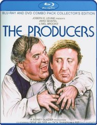 Producers, The: Collectors Edition (Blu-ray + DVD Combo)