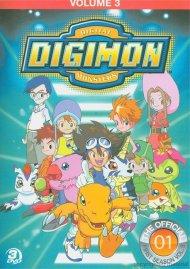 Digimon Adventure: Volume Three