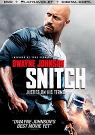 Snitch (DVD + Digital Copy + UltraViolet)