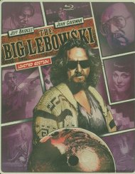 Big Lebowski, The (Steelbook + Blu-ray + DVD + Digital Copy + UltraViolet)