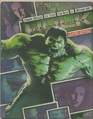 Incredible Hulk, The (Steelbook + Blu-ray + DVD + Digital Copy + UltraViolet)