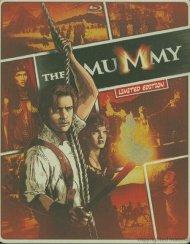 Mummy, The (Steelbook + Blu-ray + DVD + Digital Copy + UltraViolet)