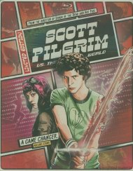 Scott Pilgrim Vs. The World (Steelbook + Blu-ray + DVD + Digital Copy + UltraViolet)