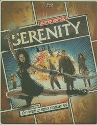 Serenity (Steelbook + Blu-ray + DVD + Digital Copy + UltraViolet)