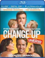 Change-Up, The (Blu-ray + Digital Copy + UltraViolet)
