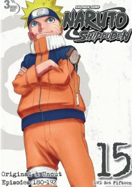 Naruto Shippuden: Volume 15