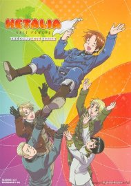 Hetalia Axis Powers: Complete Series