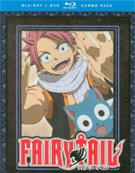 Fairy Tail: Season Two - Part One (Blu-ray + DVD Combo)