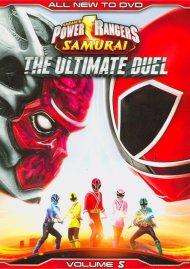 Power Rangers Samurai Vol. 5: The Ultimate Duel