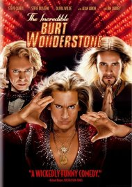 Incredible Burt Wonderstone, The (DVD + UltraViolet)