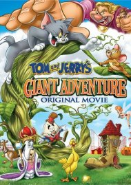 Tom And Jerrys Giant Adventure